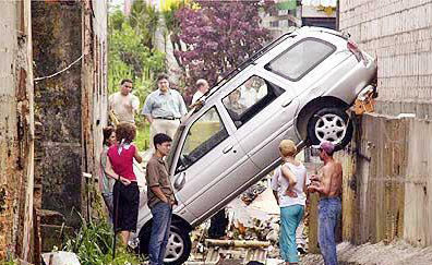Limits to parallel parking
