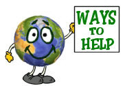Ways to Help Protect Planet Earth